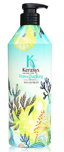 KERASYS Шампунь парфюмированный Pure Charming