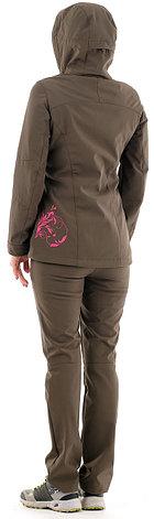 Костюм женский для активного отдыха и туризма Novatex Медея (ткань softshell), размер 48-50, фото 2