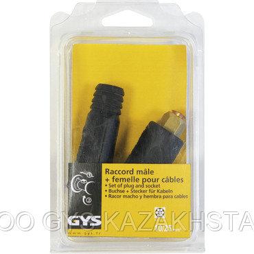 Сварочный соединитель для каблей 10 - 25 мм² (блистерная упаковка)
