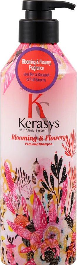 Шампунь для волос Kerasys Blooming & Flowery