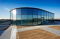 Остекление фасада (окна, двери, витражи из ПВХ и алюминия)