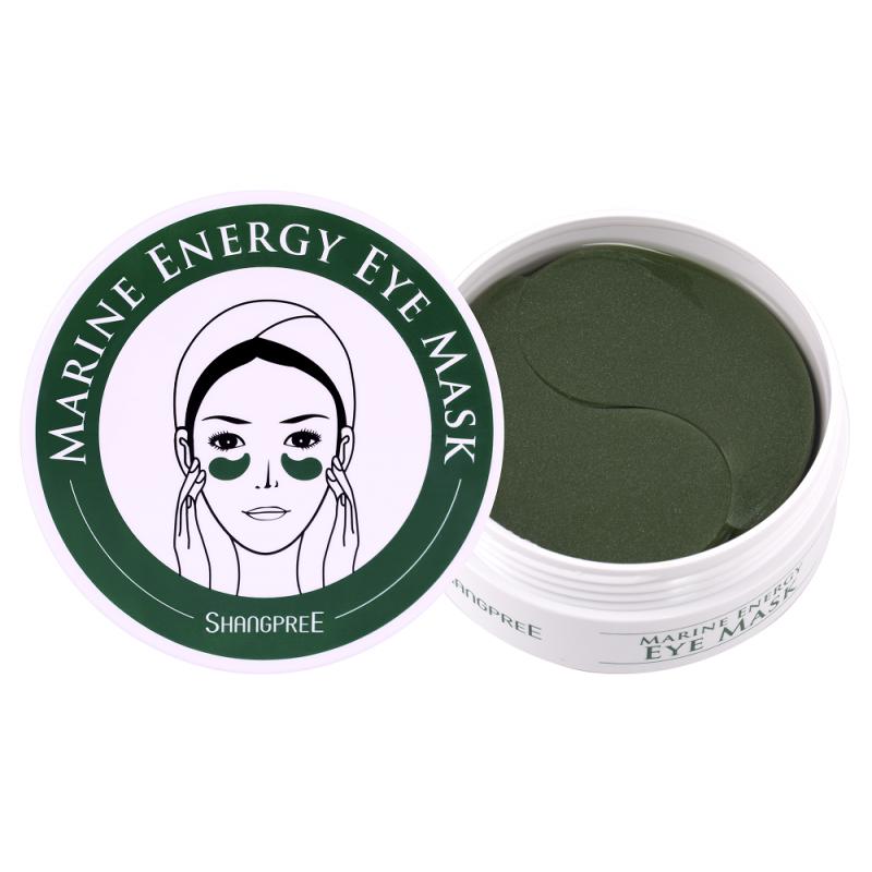 Гидрогелевые патчи для глаз Shangpree Marine Energy eye mask