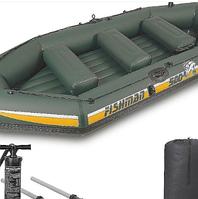 Надувная лодка Jilong Fishman II