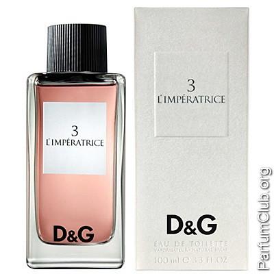 Духи женские 3 L'Imperatrice от D&G