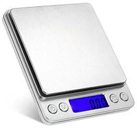 Весы ювелирные электронные с 2 чашами PROFESSIONAL TOP SCALE (3000 ± 0,1 г)