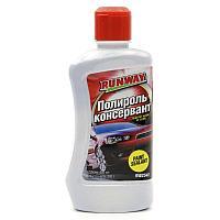 Полироль Runway Paint Sealant для консервации кузова, бутылка, 250мл