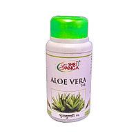 Алое вера 60 таблеток, Shri Ganga,природные антиоксиданты в виде витаминов A, B, C, E