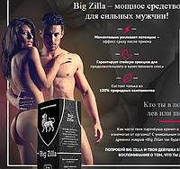 Big Zilla капли для сильной  потенции, биг зилла, фото 1