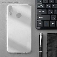 Чехол Innovation, для Huawei Honor 10 Lite/P smart(2019), силиконовый, прозрачный