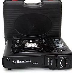 Походная газовая плита Happy Home в кейсе BDZ-155-A