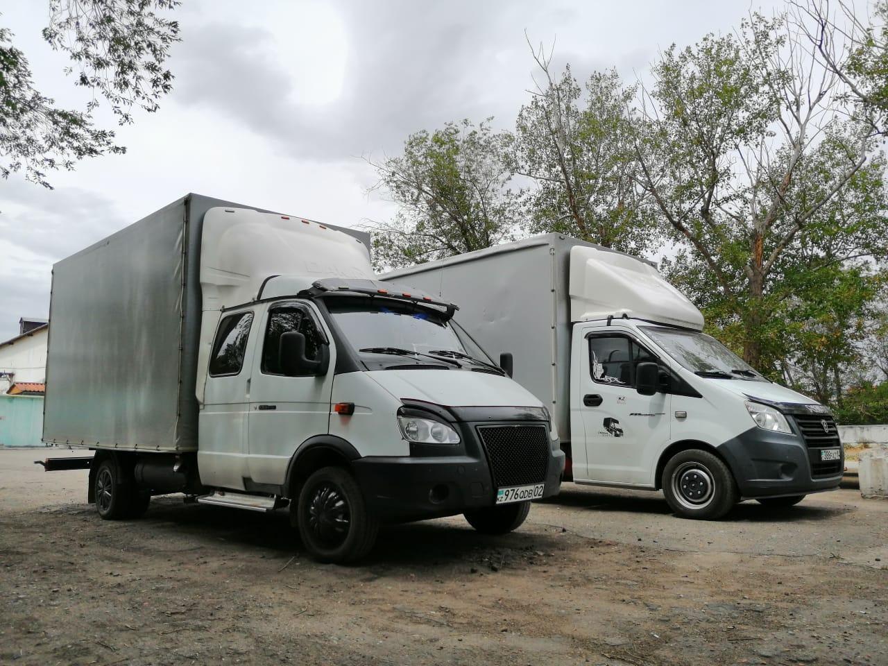 Перевозка грузов Алматы - Астана - фото 3