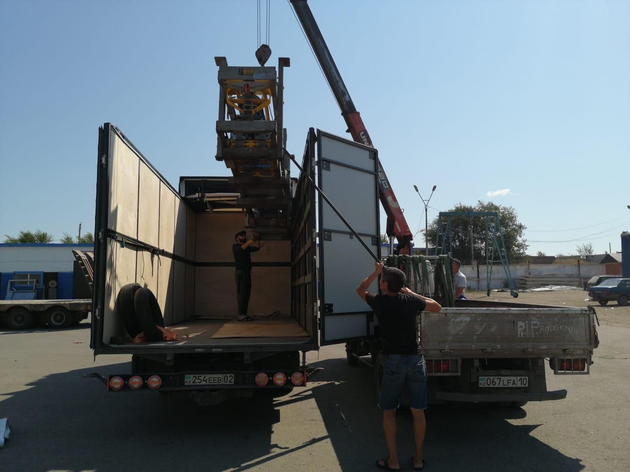 Перевозка грузов Алматы - Астана - фото 4