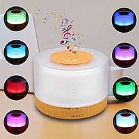 Увлажнитель воздуха, аромалампа,светильник меняет цвета