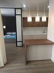 Мебель для однокомнатной квартиры: Кухня, прихожая, спальня, мебель в ванную...