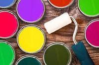 Краска в ведрах(пластиковых,ме...