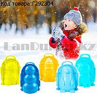 Форма для снежка и песка с разной тематикой с удобной ручной пластиковый в ассортименте