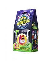 Слайм Набор Monster's Bomb Slime