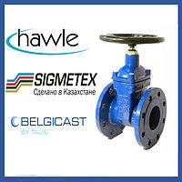 Задвижка фланцевая Sigmetex DN 80 (Сигметэкс)
