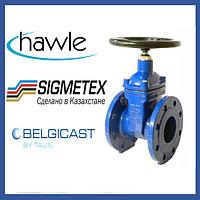 Задвижка фланцевая Sigmetex DN 125 (Сигметэкс)