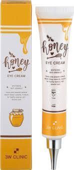 3W Clinic Крем для век Honey Eye Cream