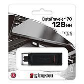 Flash-накопитель Kingston 128Gb USB-C 3.2 Data Traveler 70