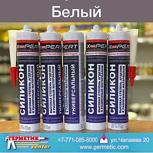 Герметик силиконовый санитарный белый X-PERT 24 шт в коробке., фото 2