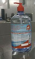 Антисептик (дезинфицирующее средство) 1 литр с дозатором