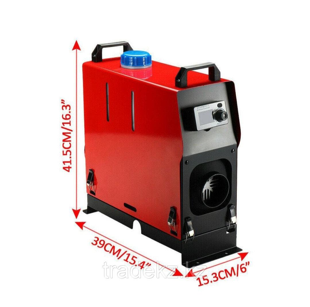 Автономный отопитель,сухой фен, 12В, мощность 5 кВт, дизельное топливо, с пультом ДУ