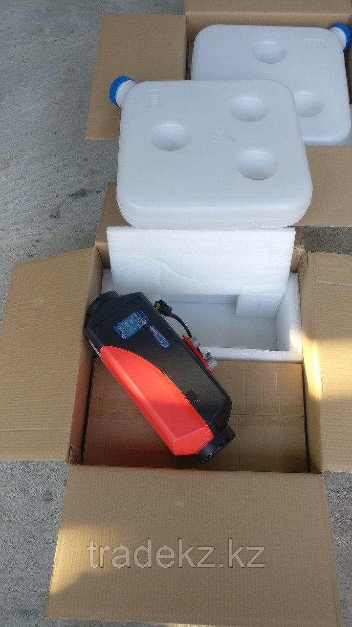 Автономный отопитель, сухой фен, 24В, мощность 5 кВт, дизельное топливо