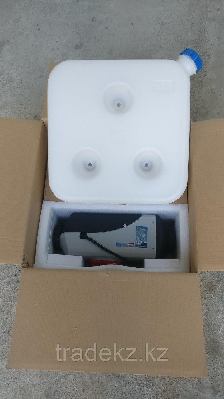 Автономный отопитель, сухой фен, 12В, мощность 5 кВт, дизельное топливо