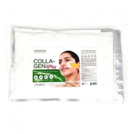 Маска для лица альгинатная омолаживающая с коллагеном, Lindsay Collagen Lifting Premium Modeling Mask, фото 2