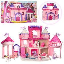 Игровой набор Замок для кукол