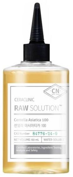 CERACLINIC Универсальная сыворотка ЦЕНТЕЛЛА Raw Solution Centella Asiatica 100