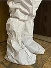Защитные бахилы (высокие) с противоскользящей подошвой, фото 3
