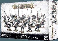 Ossiarch Bonereapers: Mortek Guard (Оссиархи костяные жнецы: Защитники Мортека)