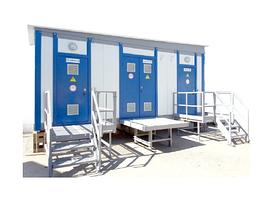 Комплектная трансформаторная подстанция (КТП) на БМЗ