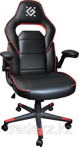 Игровое кресло Defender Corsair CL-361 черный/красный, фото 2