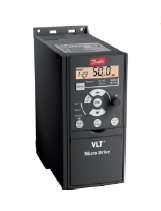 Частотный преобразователь VLT® Micro Drive