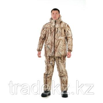 Костюм зимний для охоты и рыбалки NovaTex Лесной (алова, камыш), размер 56-58, фото 2