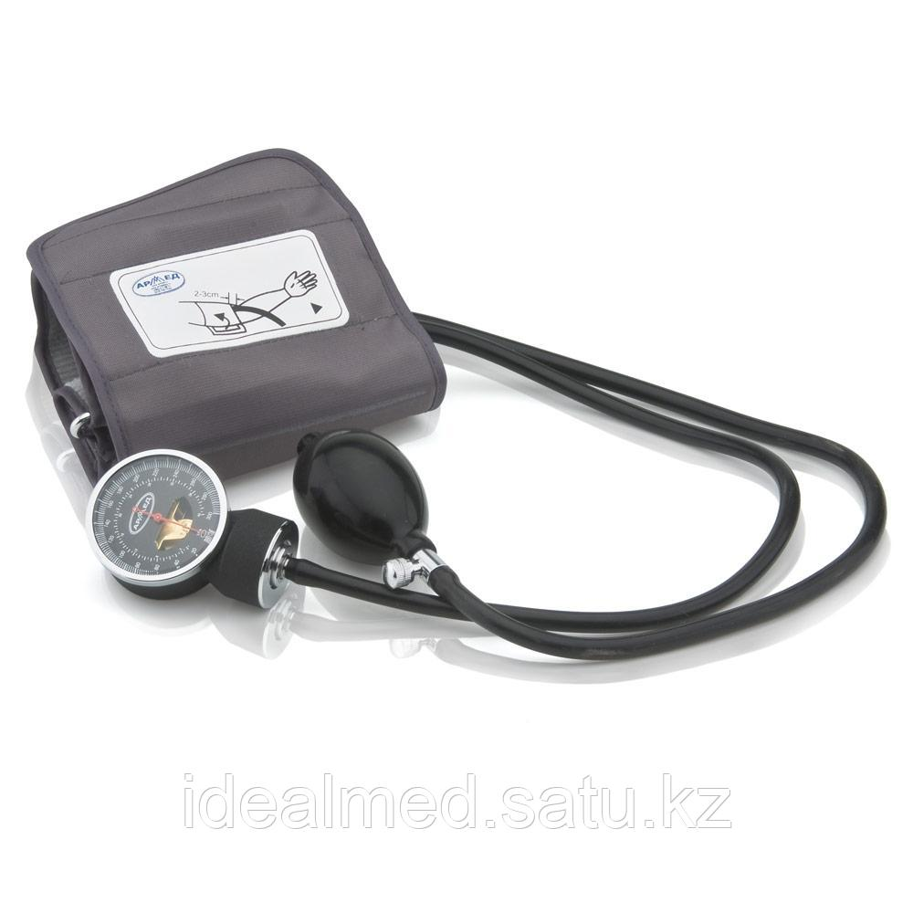 Тонометр механический медицинский Armed с принадлежностями 3.02.008 (black head ) - фото 4