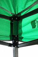 Шатер раздвижной зеленого цвета, фото 2