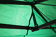 Шатер раздвижной зеленого цвета, фото 5