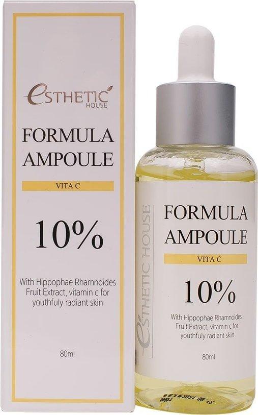 Сыворотка для лица Esthetic House Formula Ampoule Vita C