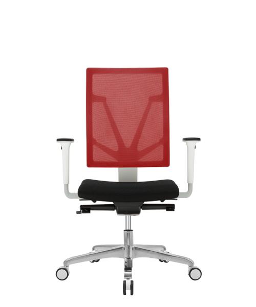 Мягкая мебель для приемных серия 4ME MESH PERSONEL