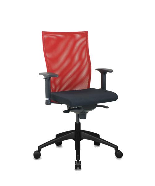 Мягкая мебель для приемных серия BASIS-MESH PERSONEL
