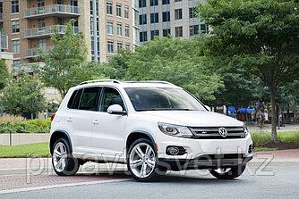 Переходные рамки на Volkswagen Tiguan (2013-2016) AFS