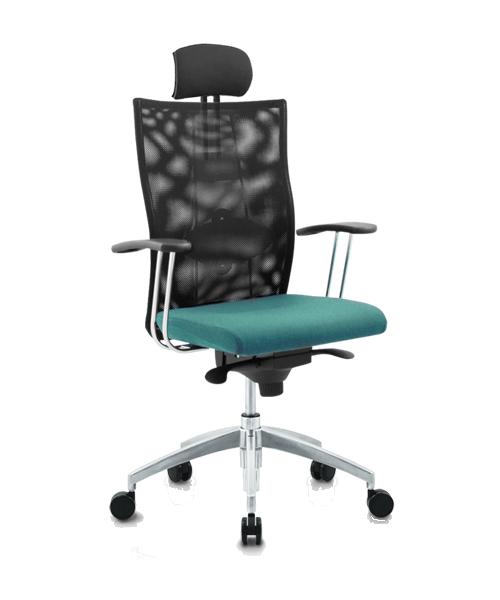 Мягкая мебель для приемных серия BASIS-MESH YONETICI