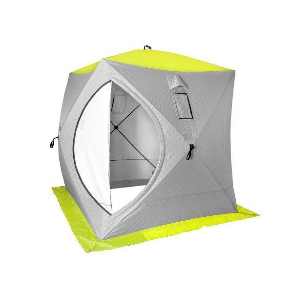 Палатка Куб утепленная зимняя 1,5×1,5 PREMIER