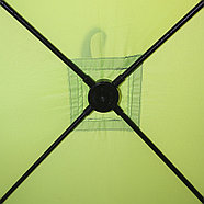 Палатка Куб утепленная зимняя 1,5×1,5 PREMIER, фото 4