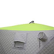 Палатка Куб утепленная зимняя 1,5×1,5 PREMIER, фото 6